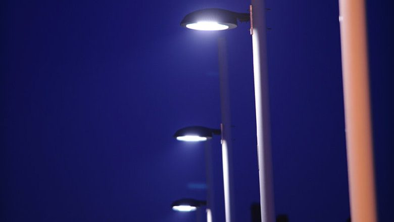 Outdoor LED lightning Mersen
