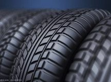 Rubber, Tire and plastic