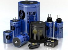 Aluminium electrolytic and film capacitors