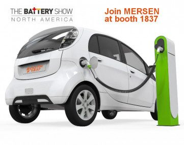 Mersen at The Battery Show 2017