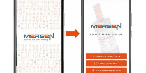 Mersen's new Product Recognition App