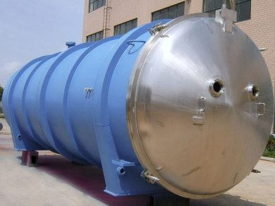 nickel alloys pressure vessels mersen