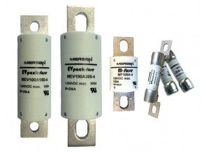DC protection fuses Mersen